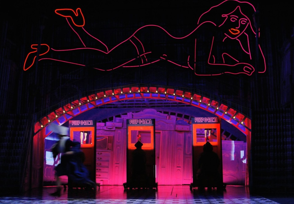 Amélie, A New Musical / Walter Kerr Theater, Broadway